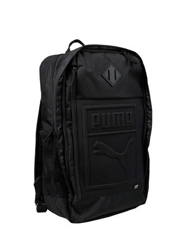Puma Puma 07558101 Sırt Çantası Siyah